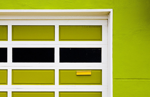Spring Garage Doors
