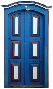 Safe Wrought Iron Doors