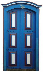 wrought iron door topper